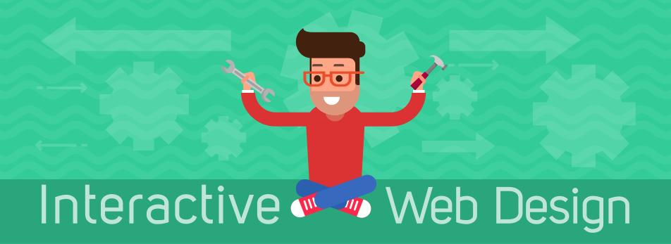 طراح تعامل و طراحی تعاملی سایت