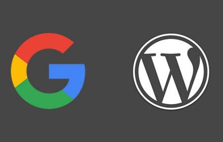همکاری گوگل و وردپرس